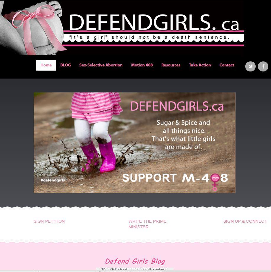 defend girls