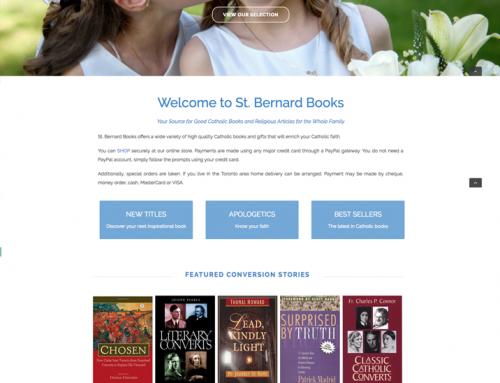 St. Bernard Books