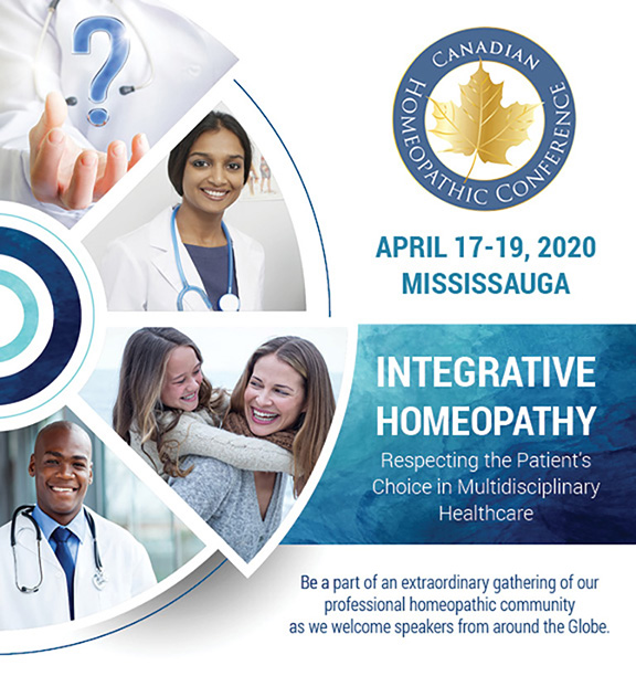 Canadian Homeopathic Association Conference