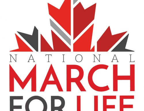 New March for Life Logo